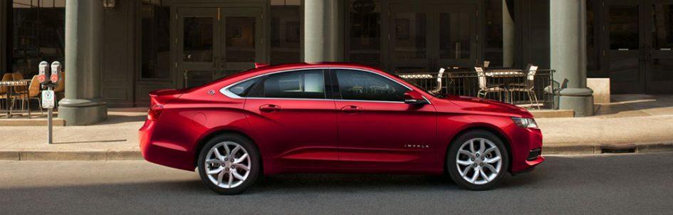 2020 Chevrolet Impala Overview in Hutchinson, KS