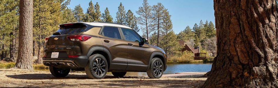 2021 Chevrolet Trailblazer Overview in Hutchinson, KS